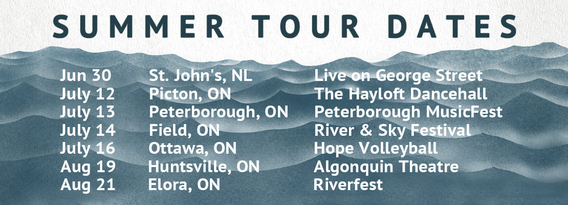Hey Rosetta! Summer Tour Dates