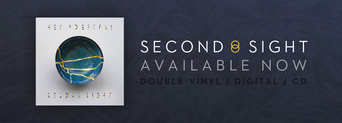 'Second Sight' available now!
